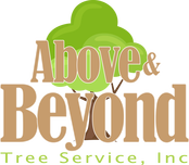 Logo Above & Beyon Tree Service Inc