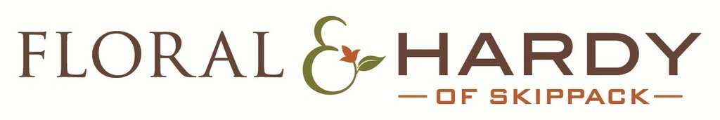 Logo tuincentrum Floral & Hardy of Skippack