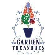 Logo tuincentrum Garden Treasures