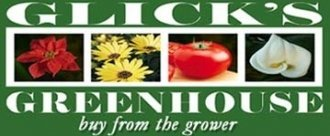 Logo tuincentrum Glick's Greenhouse