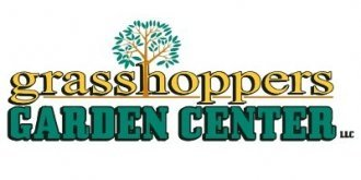 Logo tuincentrum Grasshoppers Garden Center