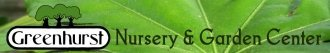 Logo tuincentrum Greenhurst Nursery & Garden