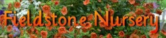 Logo tuincentrum Fieldstone Nursery