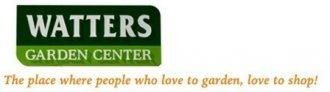 Logo tuincentrum Watters Garden Center