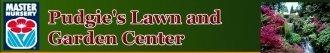 Logo Pudgie's Lawn & Garden Center
