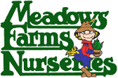 Logo tuincentrum Meadows Farms Landscape Nursery
