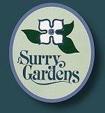 Logo tuincentrum Surry Gardens
