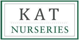 Logo tuincentrum Kat Nurseries
