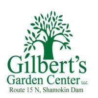 Logo tuincentrum Gilbert's Garden Center