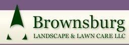 Logo tuincentrum Brownsburg Landscape Co-garden