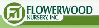 Logo tuincentrum Flowerwood Nursery
