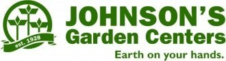 Logo tuincentrum Johnson's Garden Center