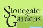 Logo tuincentrum Stonegate Gardens