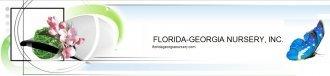 Logo tuincentrum Florida-georgia Nursery