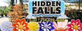 Logo tuincentrum Hidden Falls Nursery and Garden Center