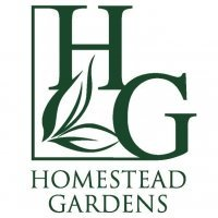 Logo tuincentrum Homestead Gardens Davidsonville