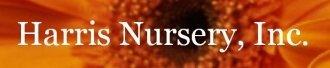 Logo tuincentrum Harris Nursery & Garden Center
