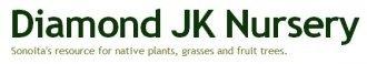 Logo tuincentrum Diamond Jk Nursery