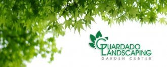 Logo tuincentrum Guardado Garden Center