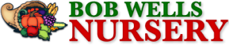 Logo tuincentrum Bob Wells Nursery