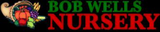 Logo tuincentrum Bob Wells Nursery