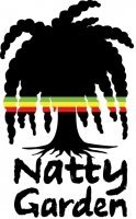 Logo tuincentrum Natty Garden