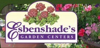 Logo tuincentrum Esbenshade's Garden Center