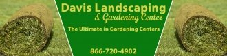 Logo tuincentrum Davis Garden Center & Landscaping