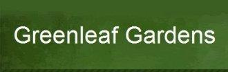 Logo tuincentrum Greenleaf Gardens