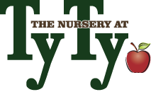 Logo tuincentrum Ty Ty Nursery