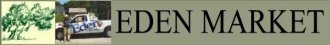 Logo Eden Market & Garden Center