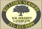 Logo tuincentrum Hilltown Nursery