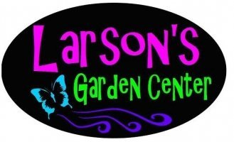 Logo tuincentrum Larson's Garden Center