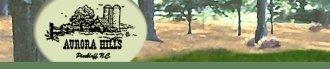 Logo Aurora Hill Farms Nursery