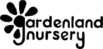 Logo tuincentrum Gardenland Nursery