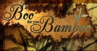 Logo tuincentrum Boo for You Bamboo Gardens