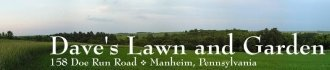 Logo tuincentrum Dave's Lawn & Garden