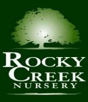 Logo tuincentrum Rocky Creek Nursery
