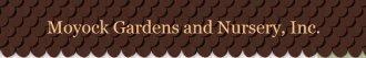 Logo tuincentrum Moyock Gardens & Nursery