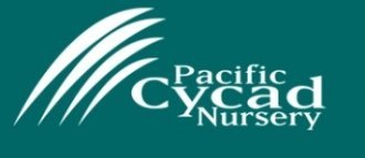 Logo tuincentrum Pacific Cycad Nursery