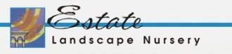 Logo tuincentrum Estate Landscape & Nursery