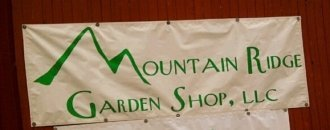 Logo tuincentrum Mountain Ridge Garden Shop