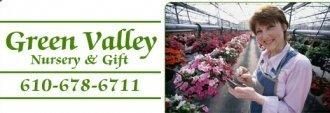 Logo tuincentrum Green Valley Nurseries