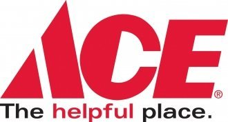 Logo tuincentrum Ace Hardware of Hewlett