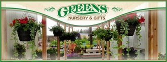 Logo tuincentrum Green Nursery & Gifts
