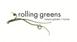 Logo tuincentrum Rolling Greens