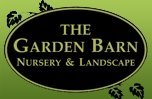 Logo tuincentrum Garden Barn