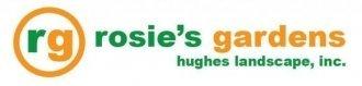 Logo tuincentrum Rosie's Gardens & Nursery
