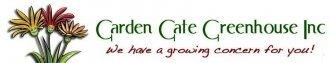 Logo tuincentrum Garden Gate Greenhouse