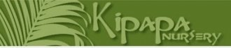 Logo tuincentrum Kipapa Nursery